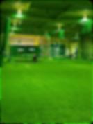 ベースボールスクールレッツ 施設内
