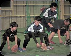 ベースボールスクールレッツ 総合クラス