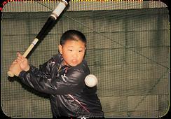 ベースボールスクールレッツ シニアクラス