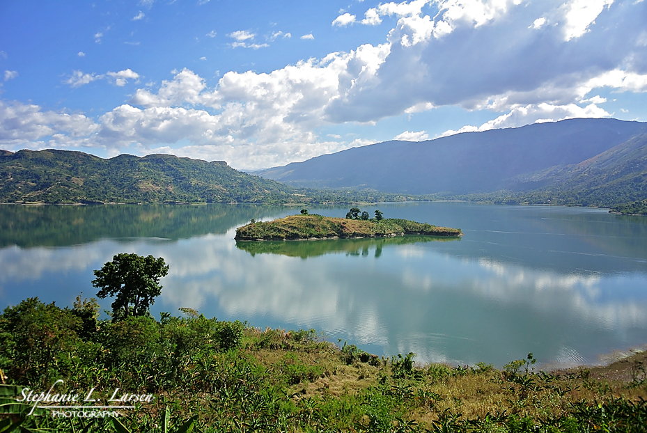 Lac Peligre, Haiti