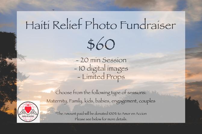 Hurricane Matthew Haiti Fundraiser