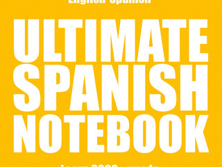 Ultimate Spanish Notebook - what is it?