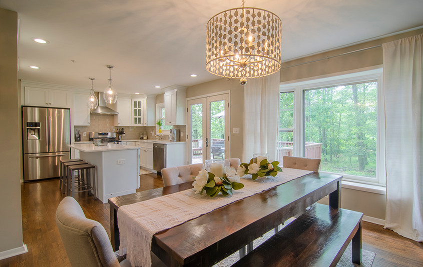 West Orange Renovation and Home Staging