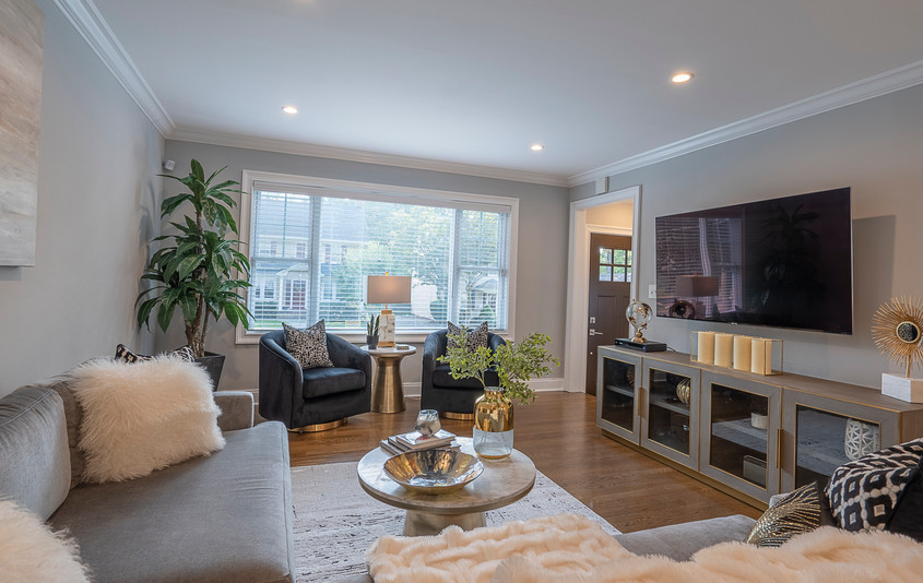 Maplewood Home Staging