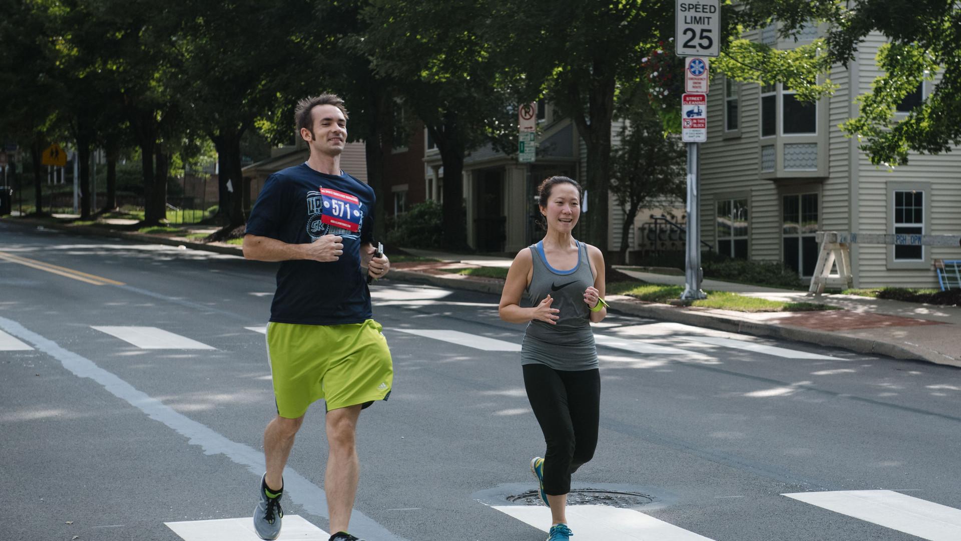 Uphill 5K -- couple on course.jpg