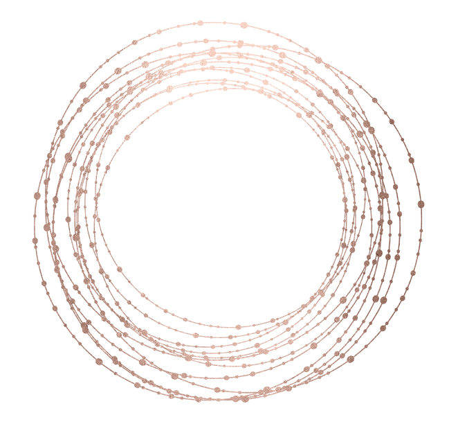 Rose Gold Overlapping Circles 75%.png