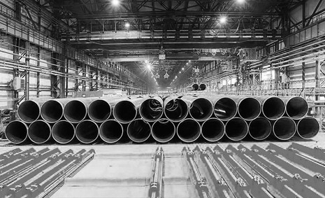 Vyksa steel works industry