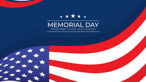 Memorial Day Video Message