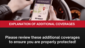 Additional Coverage Information 2021