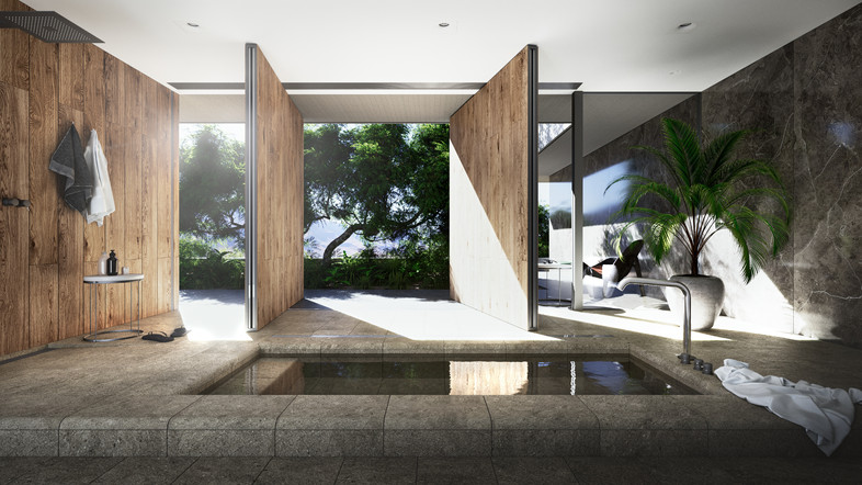 bathing room 02