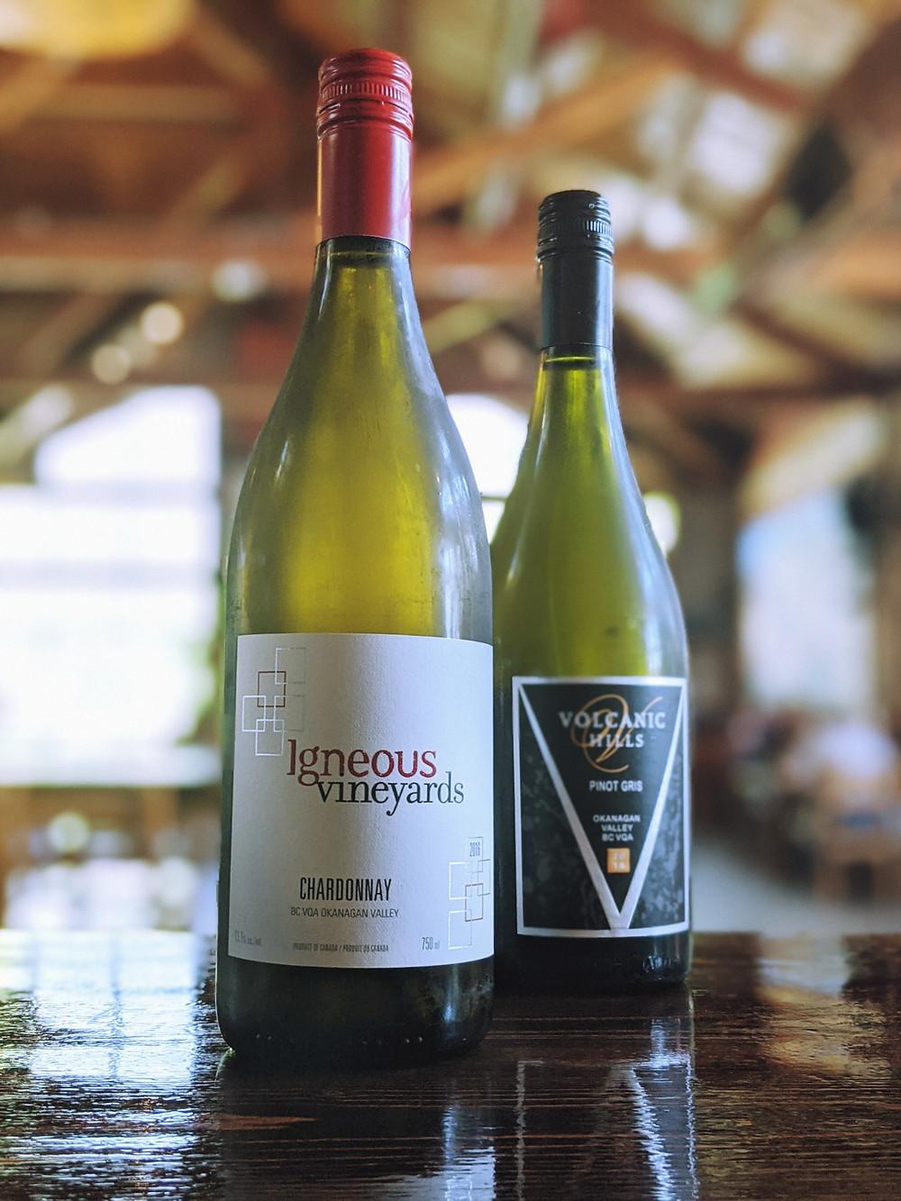 Howe Sound Brewing Wine