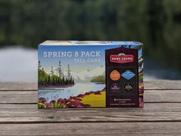 8 Squamish Adventures with our Spring Mix-Pack