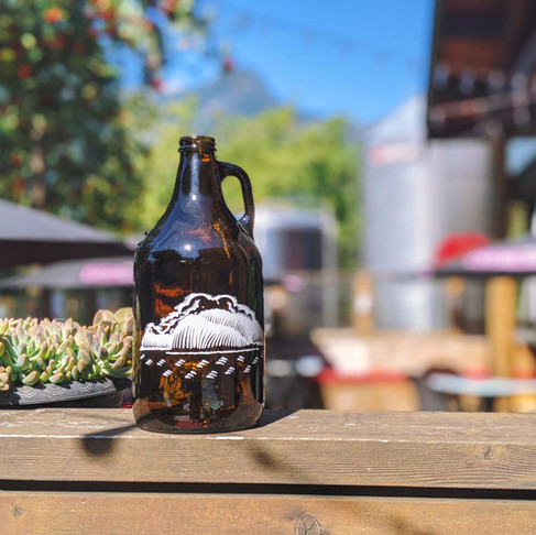 GROWLERS ARE BACK! Fill your used growlers again with one of our summer seasonals!