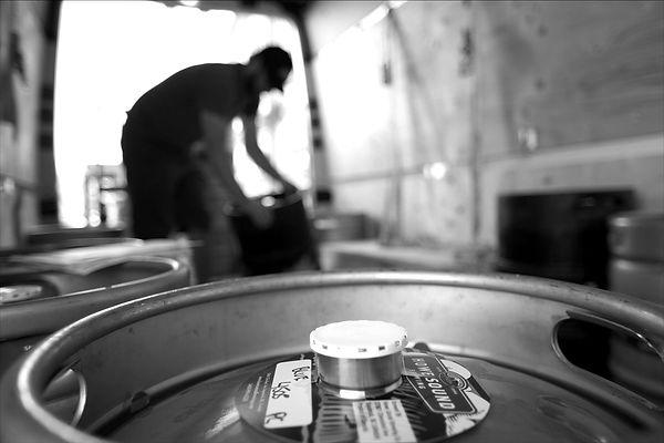 Howe Sound Brewery Kegs