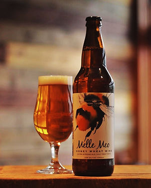 Aromas of vanilla, honey, cooked apples, raisons & figs; it is silky smooth with a hint of bitterness and a lingering warmth. 10% ABV 75 IBU