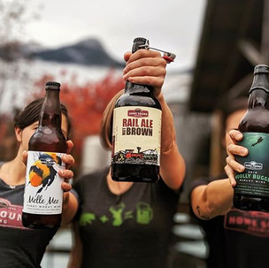 1st, 2nd & 2nd place at the 10th Annual BC Beer Awards!