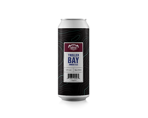 Troller Bay Amber Ale - 25th Anniversary Release