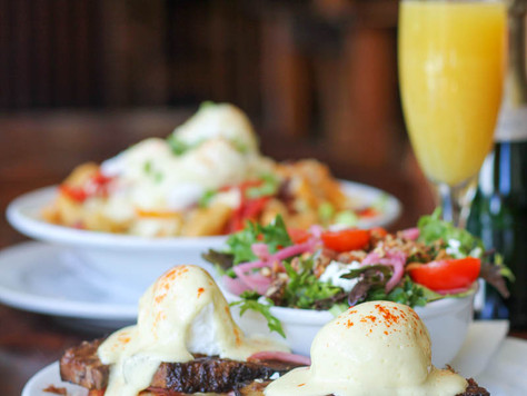 NEW BRUNCH MENU!! The Brewpub is your new breakfast spot in Downtown Squamish