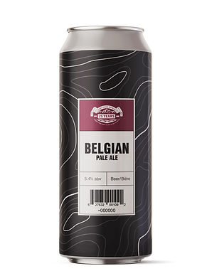 Our Belgian Pale Ale is dry hopped with Wolf, Loral, and East Kent Goldings, lending a delicate herbal aroma, and soft fruit notes. 5.40%