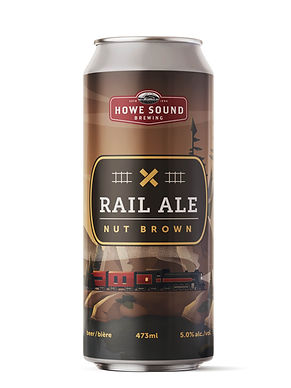 A smooth brown ale with almond and dried fruit notes.  5% ABV 19 IBU