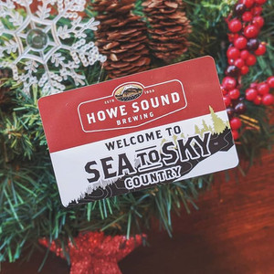 Howe Sound Inn and Brewing Gift Cards