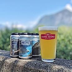 Precipice East Coast Table Beer