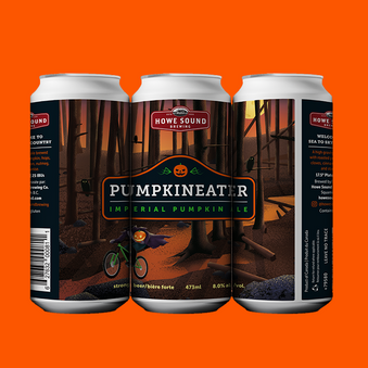 Pumpkineater Tall cans 473ml Howe Sound Brewing