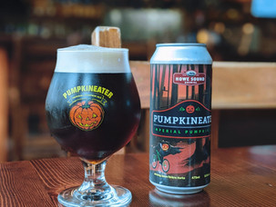 It's Pumpkin season at Howe Sound! Where to buy Pumpkineater Pumpkin Ale