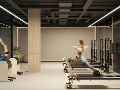 Pilates Studios - İstanbul