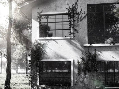 Old house - Exterior Visualization