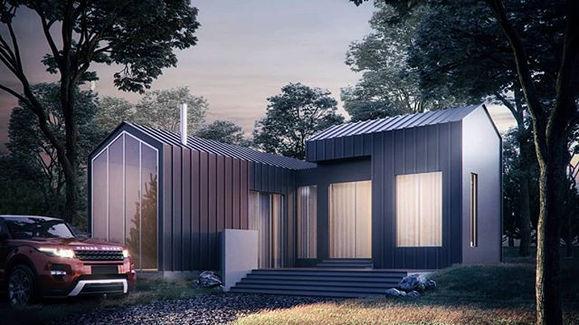 Night House Visualization