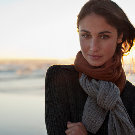 How do I stay warm and cool! - Layering tips for hot flushes