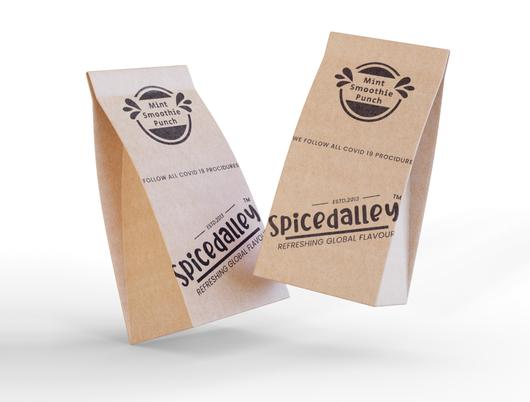 Mockup design - Rapidalley