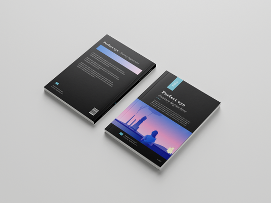 Book Mockup Design - Rapidalley