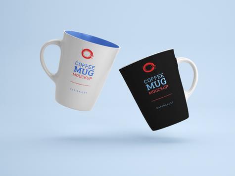 Light Mug Mockup design - Rapidalley