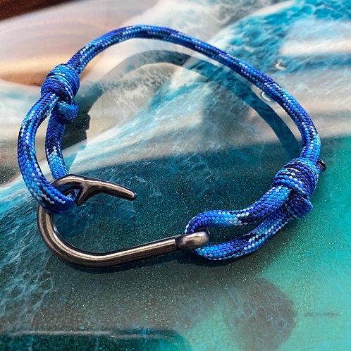 Sailfish with Gun Metal Fish Hook
