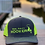 Thumbnail: Reel Salty Hooker Charcoal/Neon Yellow Richardson Hat