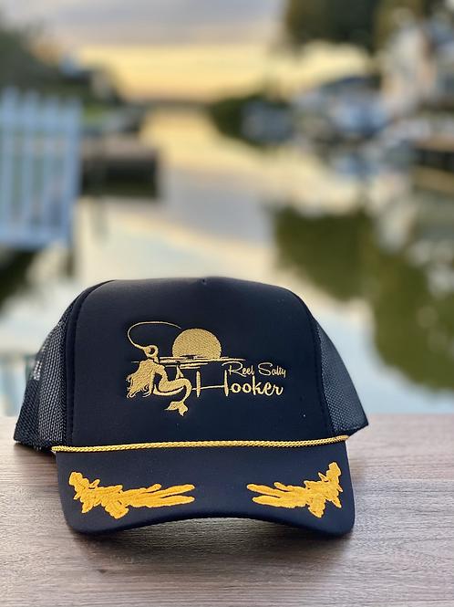 RSH Captains Hat Full Logo 2
