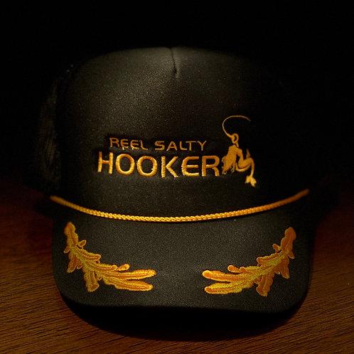 RSH Captains Hat Full Logo