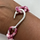 Thumbnail: Seahorse Series Fish Hook Bracelet