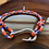 Thumbnail: Gator Series Bracelet with Silver Fish Hook