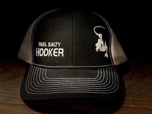 RSH BLACK RICHARDSON TRUCKER HAT