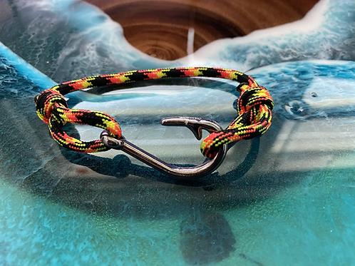 Mutton Snapper Series Fish Hook Bracelet