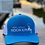 Thumbnail: Reel Salty Hooker Cyan/White Richardson Hat