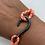 Thumbnail: Clown Fish Bracelet with Gun Metal Fish Hook