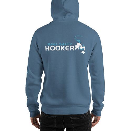 Reel Salty Hooker Unisex Hoodie