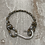 Thumbnail: Redfish Bracelet Series Silver Fish Hook