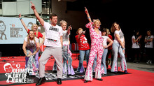 Dermot's Day of Dance for Comic Relief