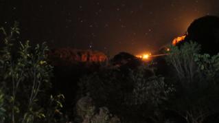 El IJG lucha contra el fuego en Senegal