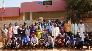 Taller de Conservación de chimpancés organizado por el IJG en Senegal